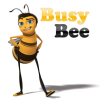 ADG The Busy Busy Bee & Update Info 5/1/12