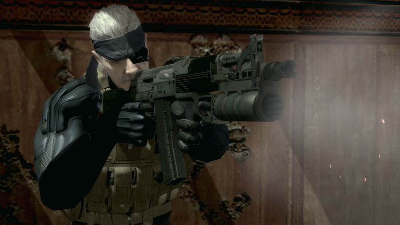 Metal Gear Solid 4 With Trophies A Long Time Coming!