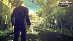 Hitman Absolution Streets Of Hope Playthrough & Screen Swag!