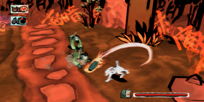 Get Info & Screens On Okami HD!