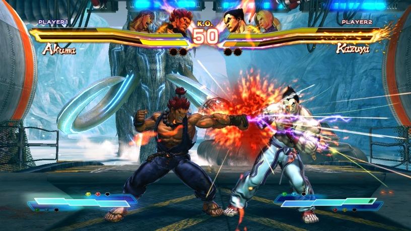 Street Fighter X Tekken DLC Expansion Info & Vita News!