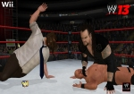 Wii Love Screenshots For WWE 13