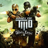 Army Of Two: The Devils Cartel Art & French Video