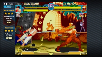 Marvel vs Capcom Origins Release Date, Info And Screens