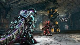 TransFOC_DLC_Dinobots in action