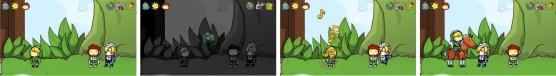Link Ocarina Sequences