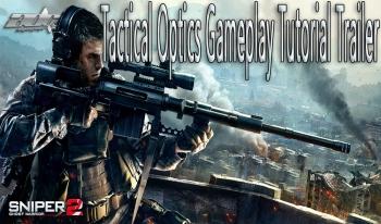 Sniper: Ghost Warrior 2 Tactical Optics Gameplay Trailer