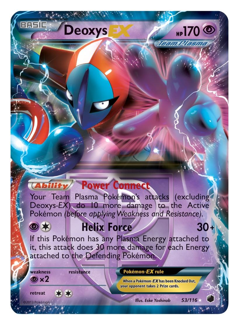 Mythical Pokémon ... Xerneas Card