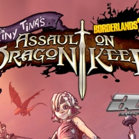 Tiny Tina's Assault on Dragon Keep Now Available for Borderlands 2