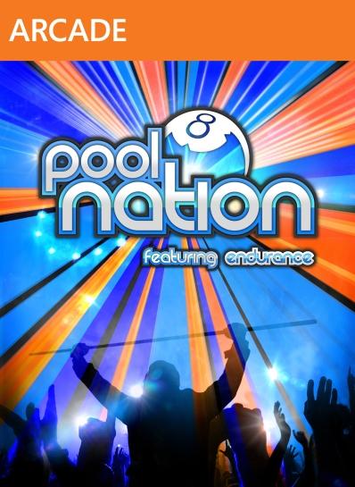Pool Nation - Box art Hi Rez