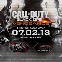 Call Of Duty: Black Ops II Vengeance DLC Now Available First On X-Box Live