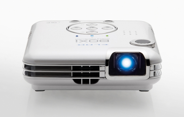 Boxi - High Front View with Bulb Illuminated