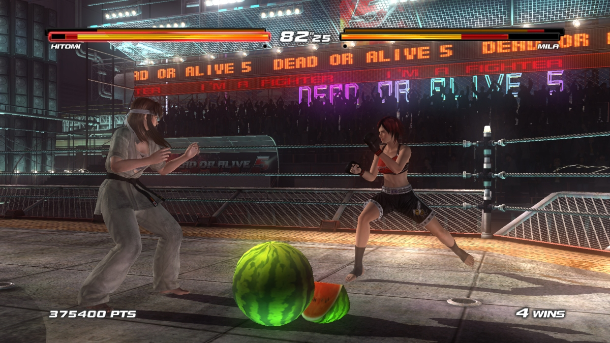 DOA5U_groupD_SurvibalMode