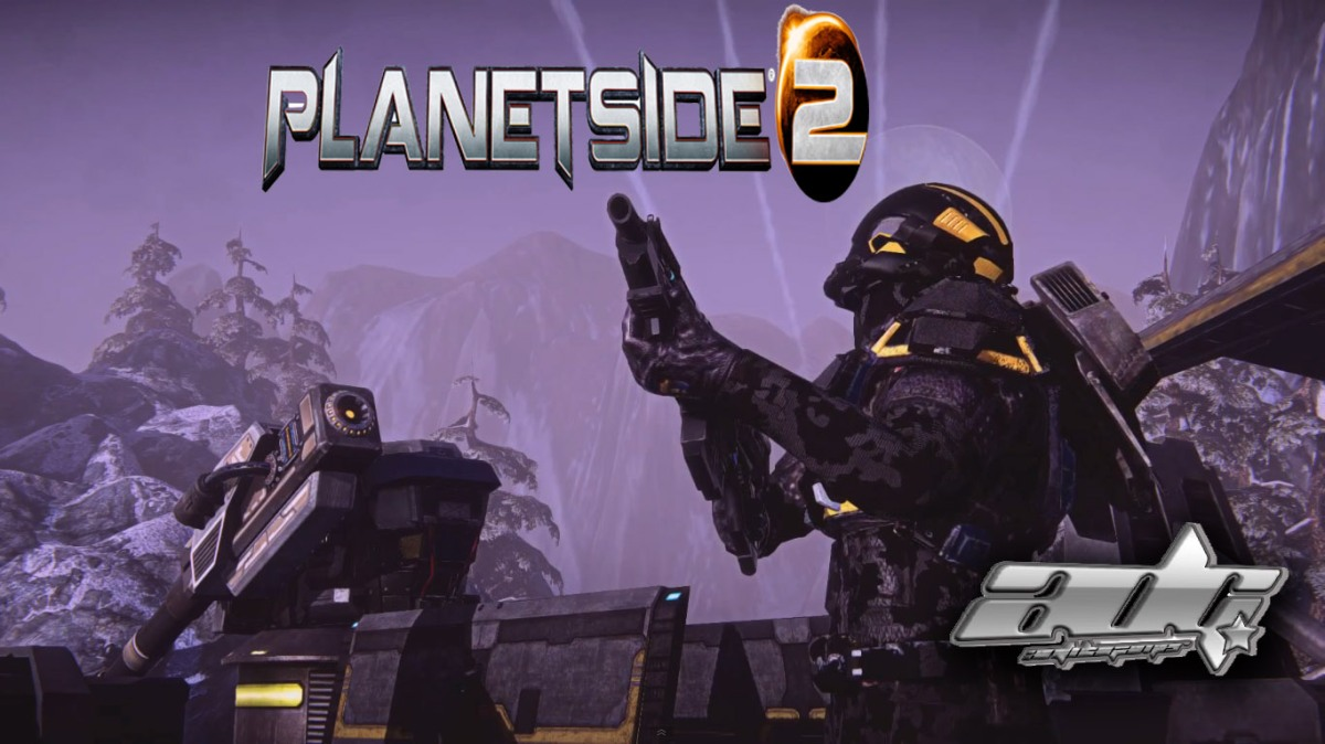 New Planetside 2 Hossin Reveal Trailer