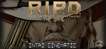 ADG R.I.P.D. The Vault Gameplay And Intro Cinematic Vids