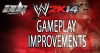WWE 2K14 Game Coverage: New Gameplay Improvements Announced