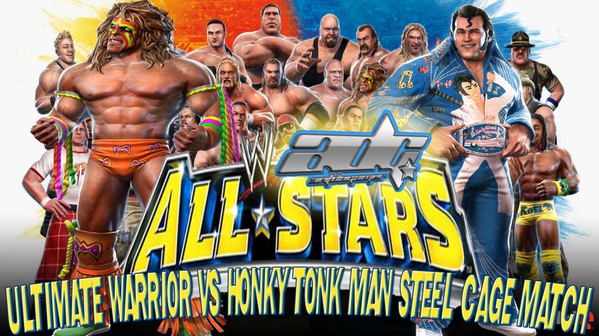 WWE_All_STARS_ADG_GAMEPLAY_ULTIMATE_WARRIOR_VS_HONKY_TONK_MAN