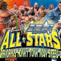 ADG WWE All-Stars Gameplay Video Showcases Ultimate Warrior vs Honky Tonk Man