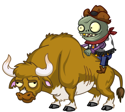 Zombie_Bullrider