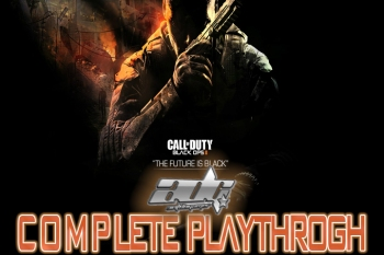 ADG Black Ops II Complete Playthrough