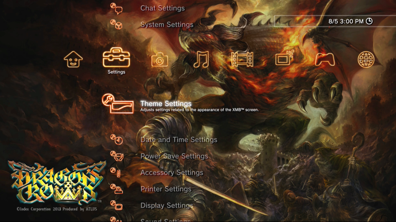 Dragon's Crown Now Available As Well As A New PS3 Theme And