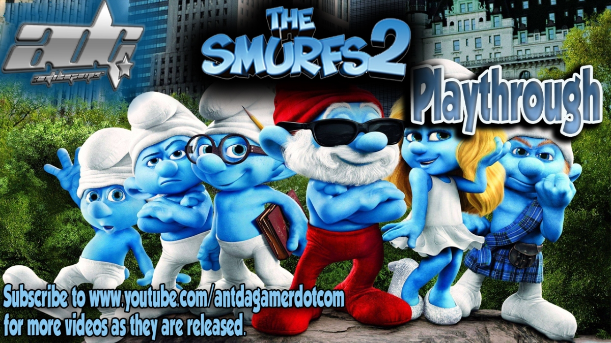Smurfs_2_ADG_Playthrough_Header
