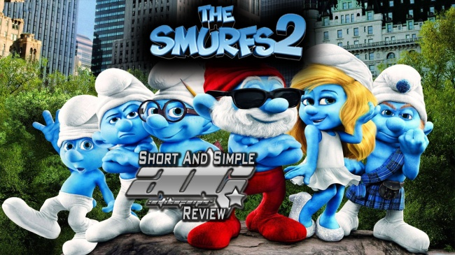 Smurfs_2_ShortAndSimple_Review_ADG