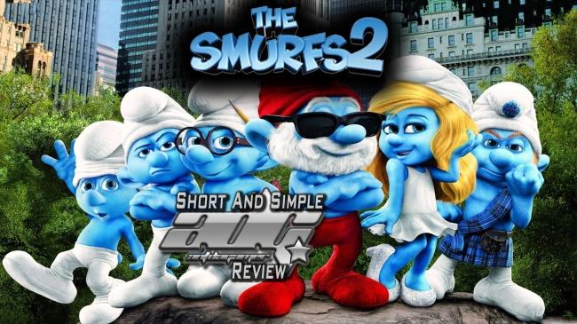Smurfs_2_ShortAndSimple_Review_ADG