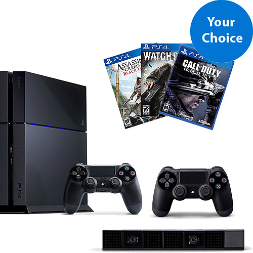 Walmart Taking Xbox One And Playstation 4 Pre-Orders