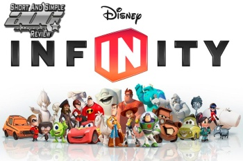 ADG Short And Simple Review: Disney Infinity