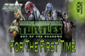 ADG Plays TMNT: Out Of The Shadows For The First Time