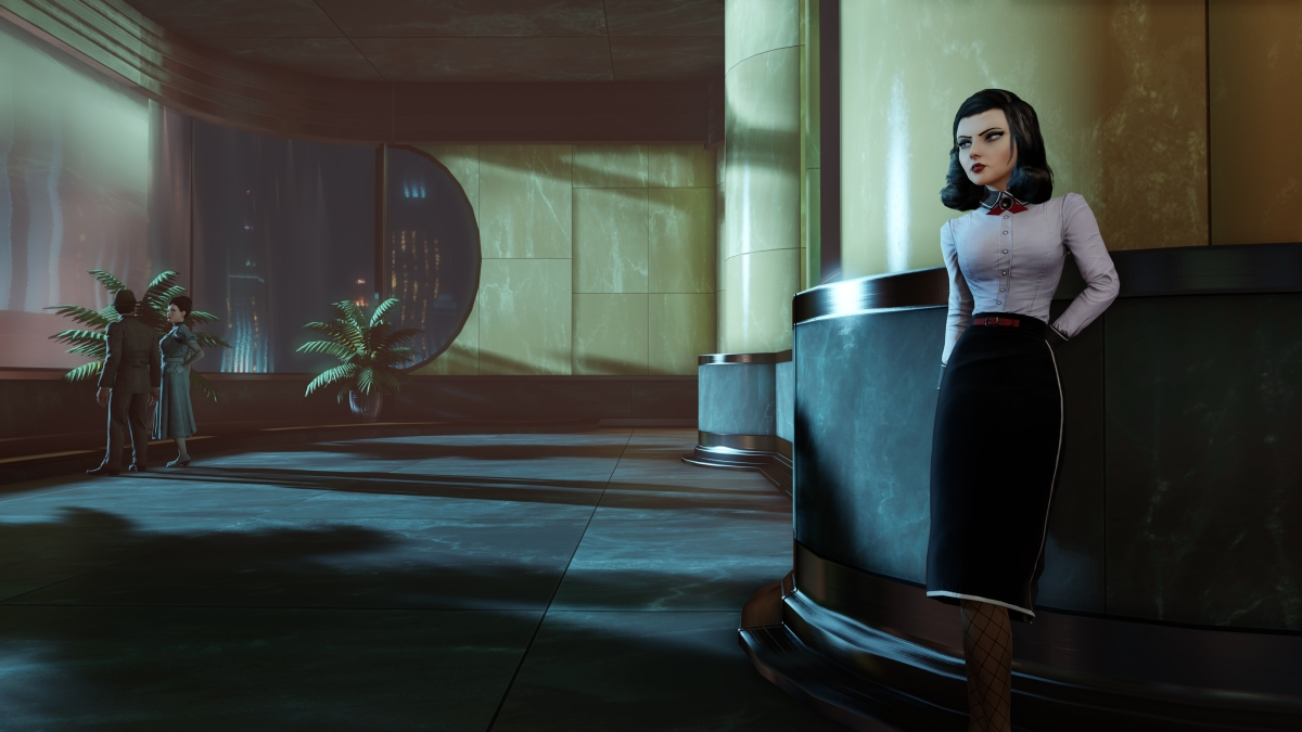 First Look at BioShock Infinite: Burial at Sea Episode One - The First Five Minutes