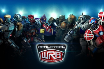 Real Steel: World Robot Boxing Free For iOS And Android