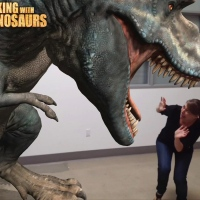 BBC Worldwide Launches Walking With Dinosaurs: Photo Adventure