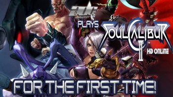 ADG Plays Soul Calibur II HD Online For The First Time