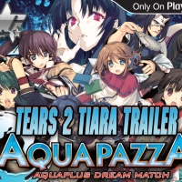 AquaPazza Team Tears to Tiara Character Video And The Active Emotion System