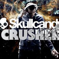 Introducing Skullcandy Crusher Headphones