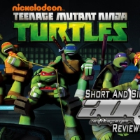 ADG Short And Simple Review: Nickelodeon Teenage Mutant Ninja Turtles