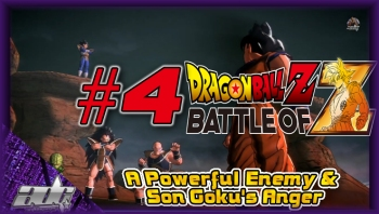 ADG Plays Dragon Ball Z: Battle Of Z: Episodes 2 - 4