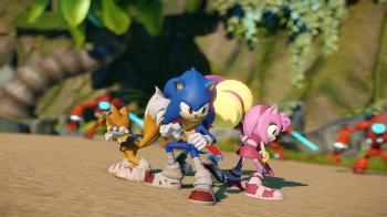 Sonic Boom Video Game And TV Series Preview