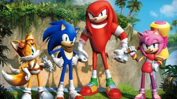 Sonic Boom Behind The Scenes Video & Cast Released