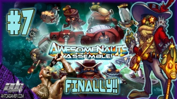 ADG Plays Awesomenauts Assemble! #7: Finally featuring Pimpy G