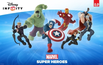 The Definitive Disney Infinity 2.0: Marvel Super Heroes Preview With Trailer, Images And Info Galore
