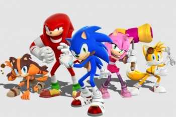 SEGA Reveals More Details about Sonic Boom Video Games!