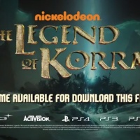 The Legend Of Korra Video Game Announce Trailer