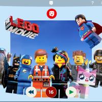 LEGO Movie Characters Arrive On Skit