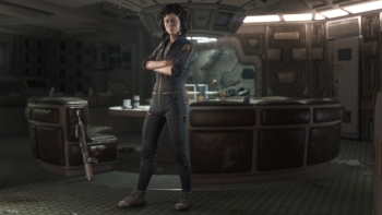 Alien Isolation Incredible Pre-Order Offers Include Sigourney Weaver Alongside New Trailer And Assets