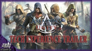 Assassin's Creed Unity Tech Experience Trailer