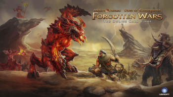 Ubisoft Launches Might & Magic Duel Of Champions: Forgotten Wars