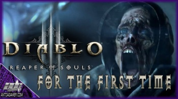 ADG Plays Diablo III: Reaper Of Souls Ultimate Evil Edition For The First Time